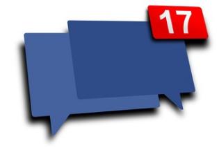 Как удалить уведомления в фейсбук